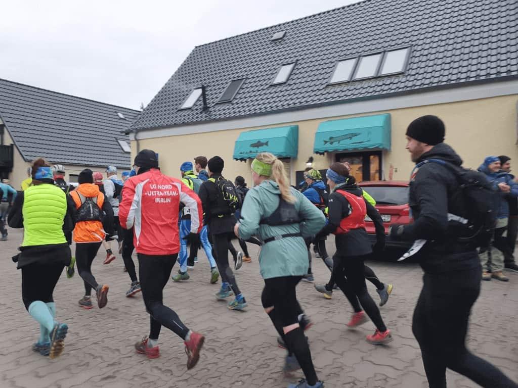 Frauen im Ultramarathon