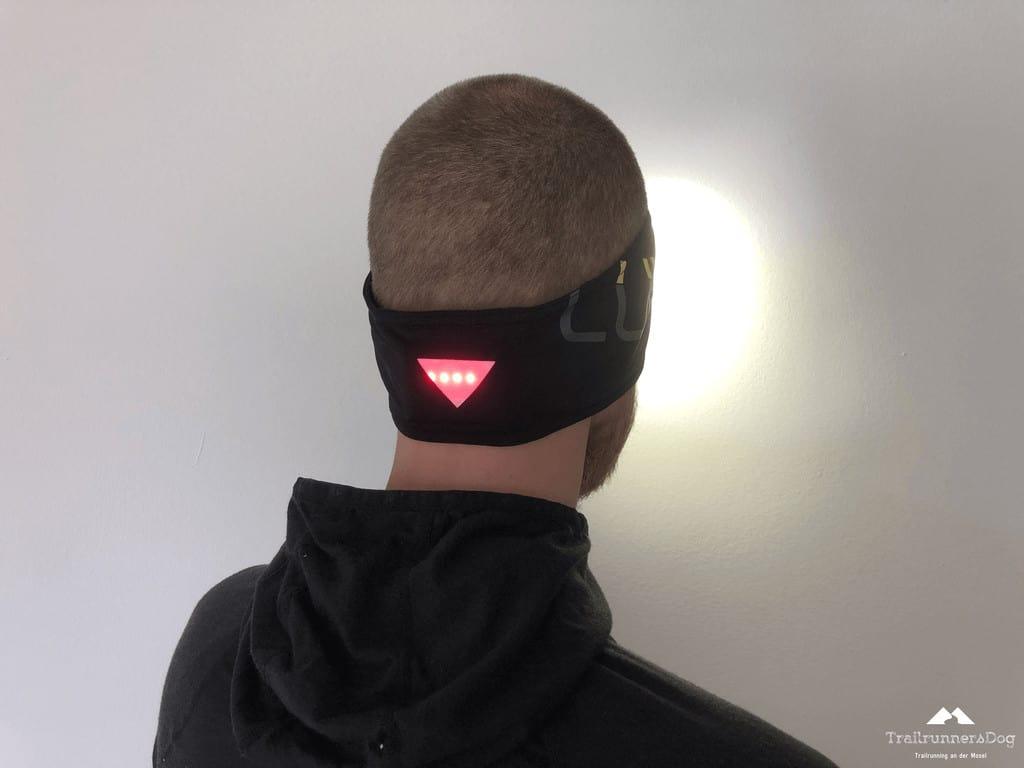 Luma Boost LED Stirnband