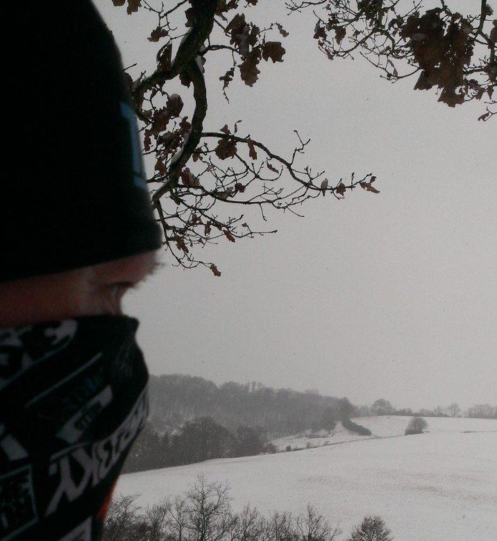 Winter im Schrumpfbachtal