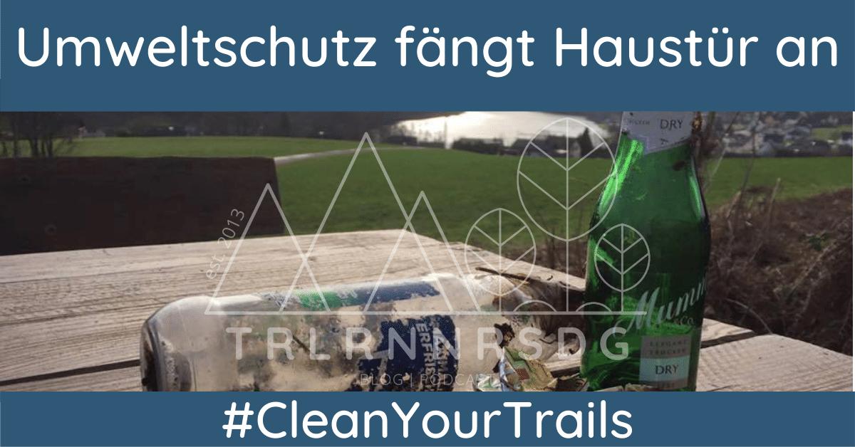 #cleanyourtrails ausbeute