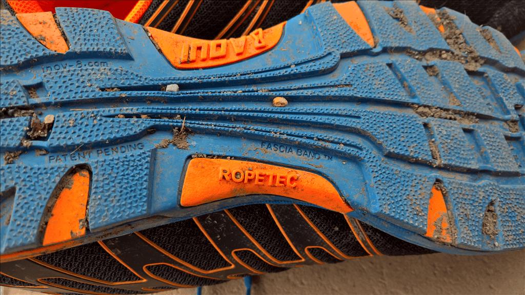 Ropetec Verstärkung gegen Abrieb durch Seilklettern