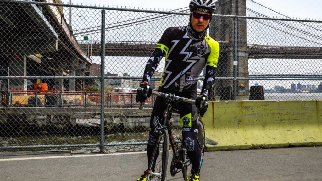 Thr33ky Armlinge Beinlinge Radbegleidung