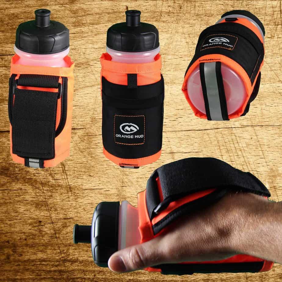 OrangeMud Handheld Hydration Pack