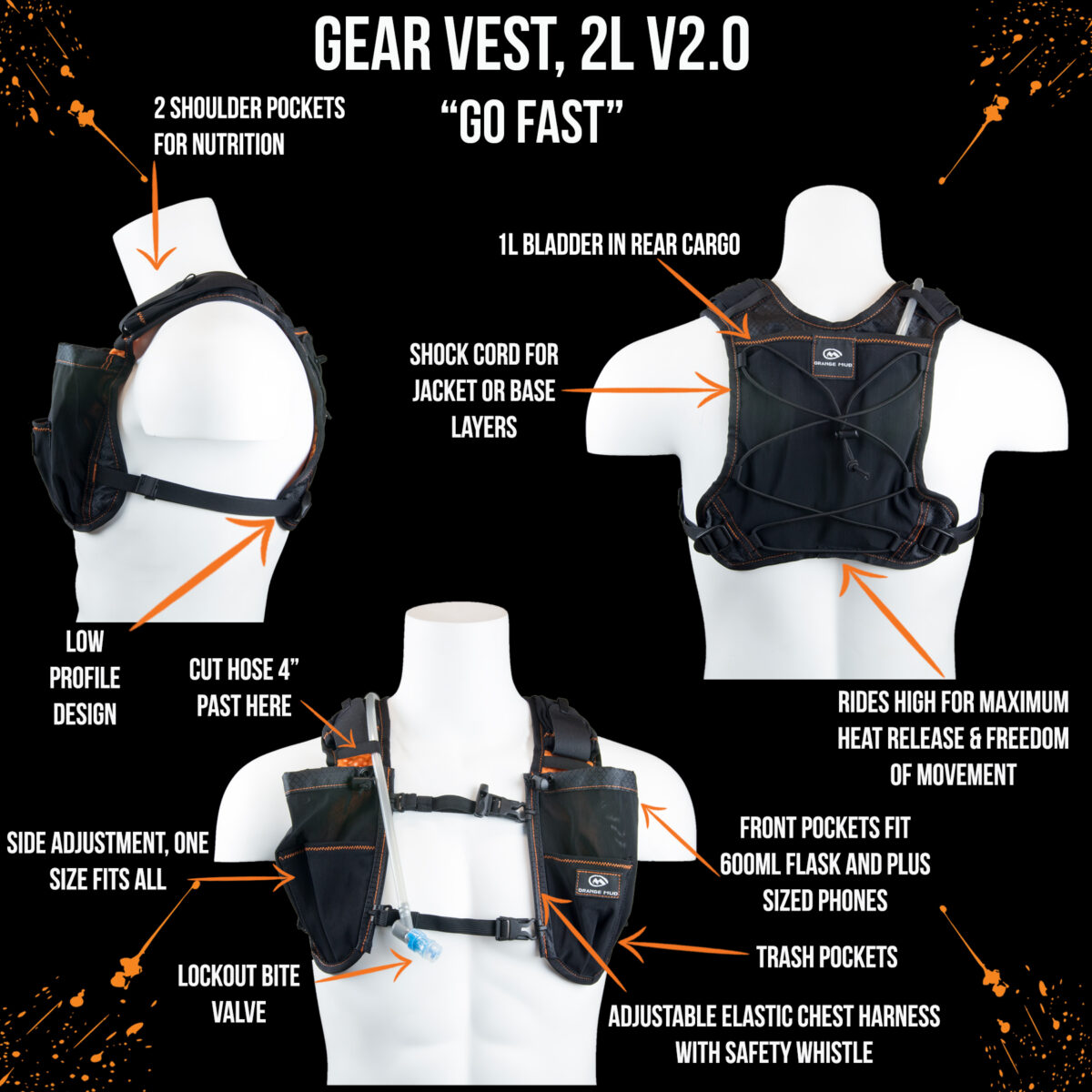 Gear Vest Group with text