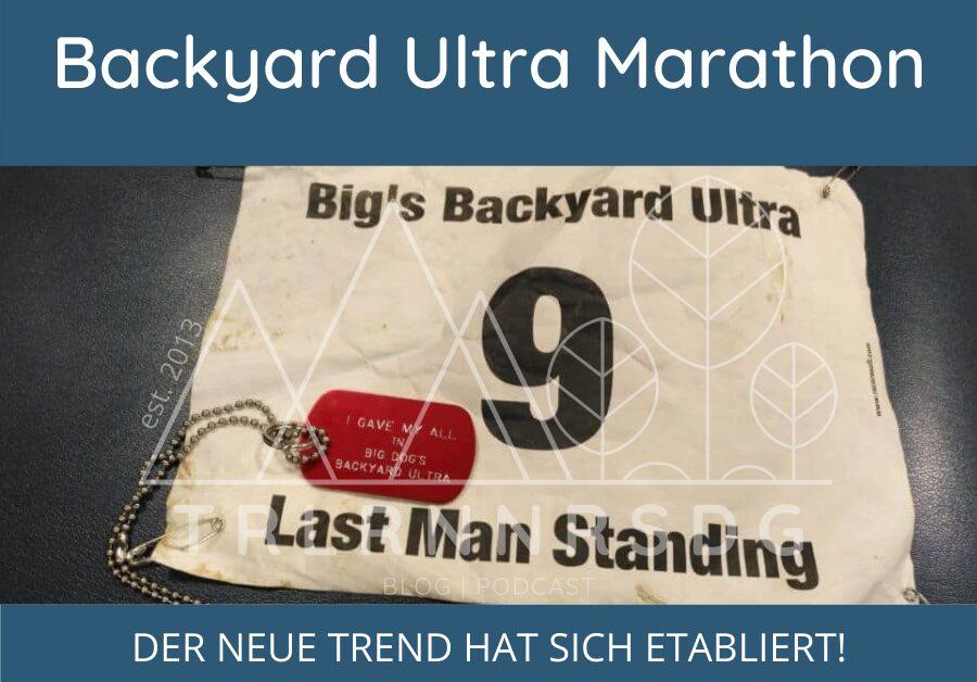 Backyard Ultra Startnummer