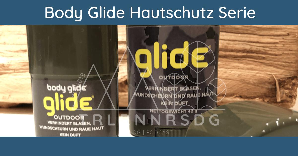 Body Glide Hautschutz Serie