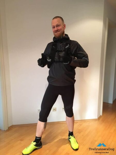Läufer inov-8 Bekleidung Schuhe Trailrunnersdog Sascha Rupp