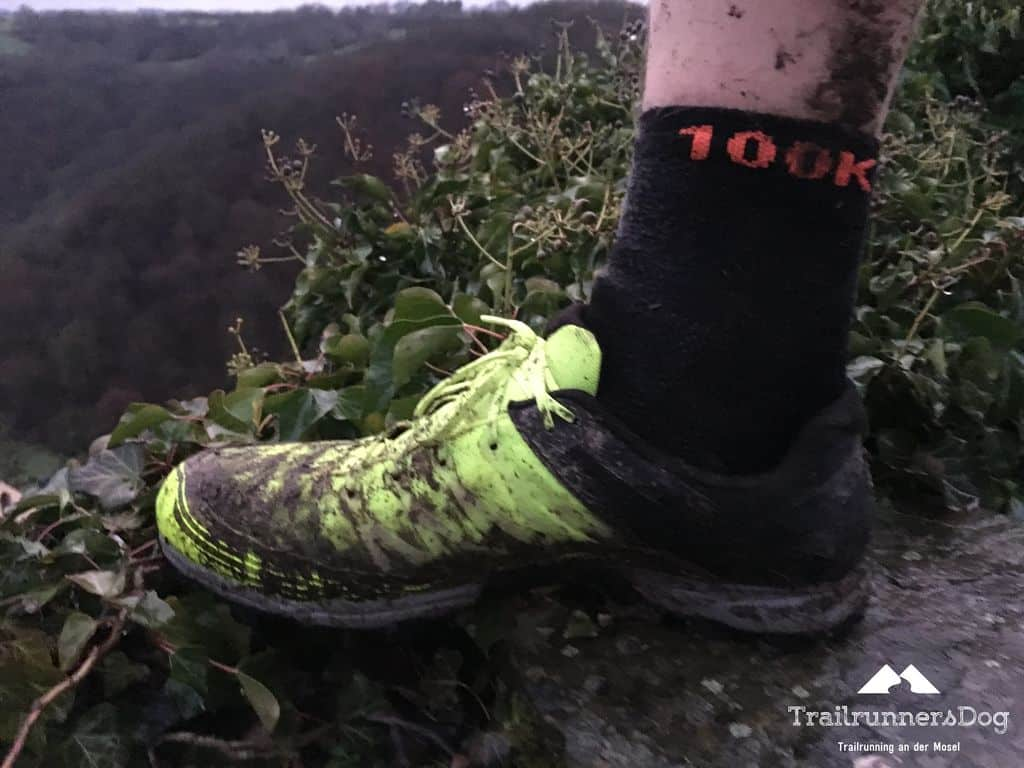 Inov 8 Mudclaw300 in Aktion