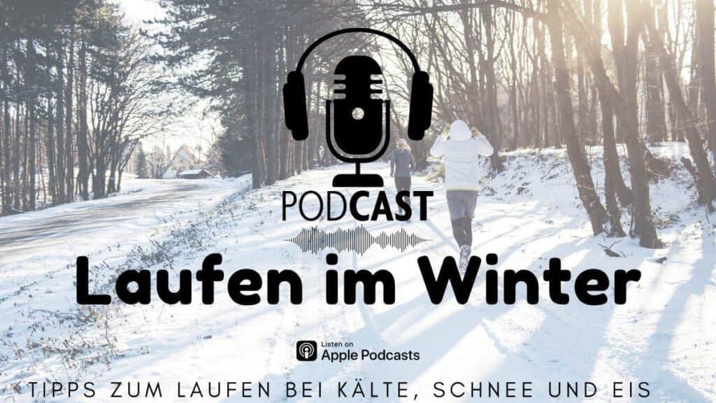 laufen im winter podcast