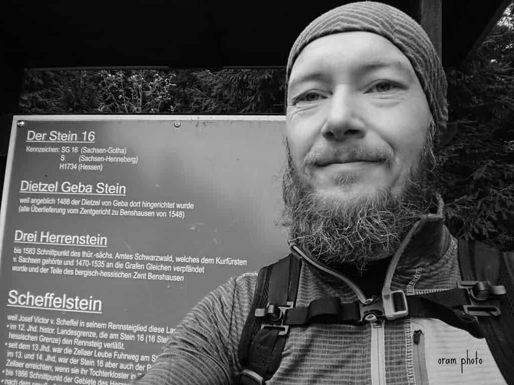 Mario Trail Running Thüringen