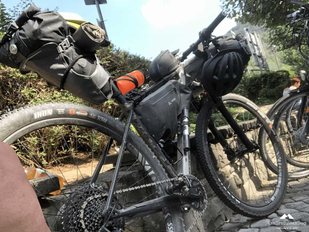 Moselcross Mountainbike Bikepacking