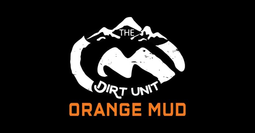 Orange Mud Dirt Unit Ambassador