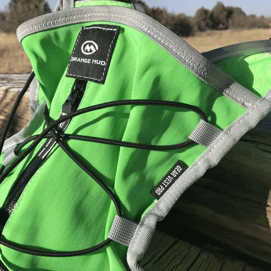 Orange Mud Gear Vest Pro grün