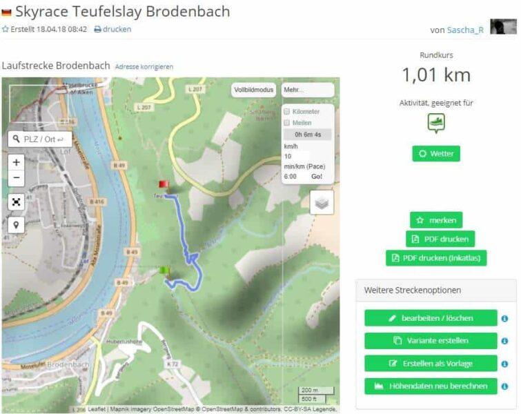 skyrace teufelslay brodenbach