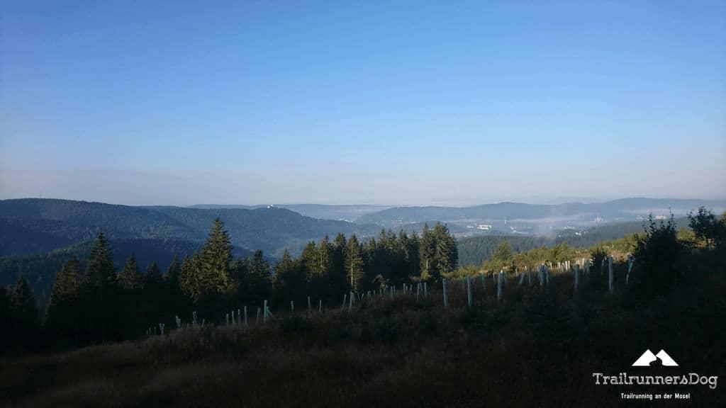 Südthüringentrail Panorama