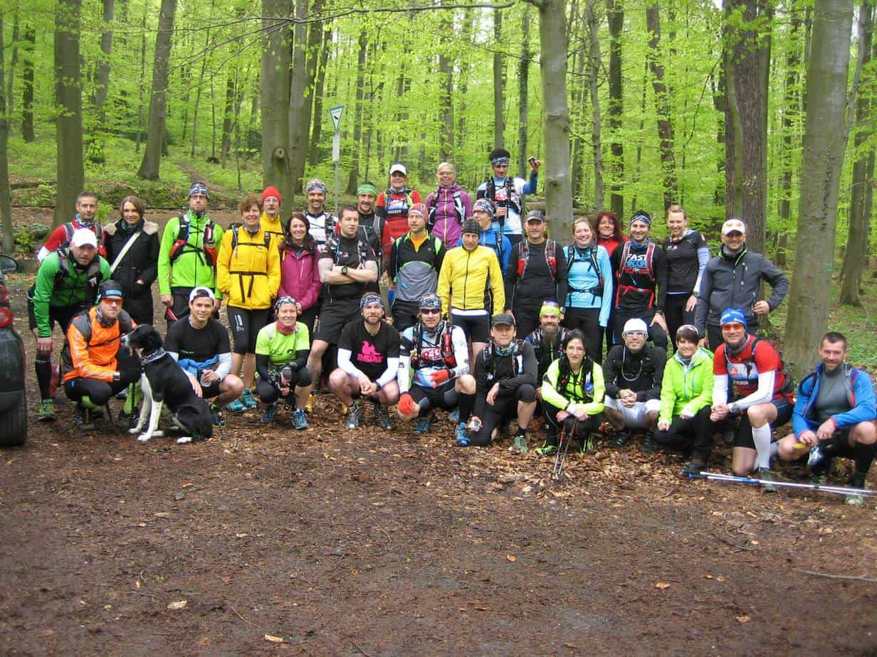 Trail Running Way of life Odenwald