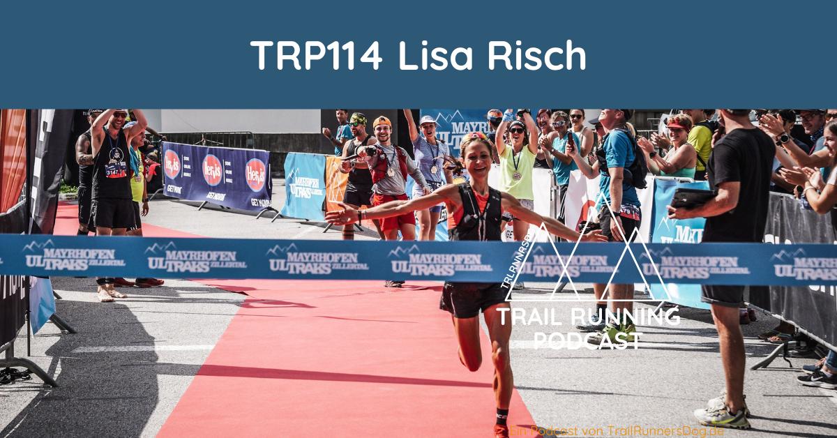 Lisa Risch Zieleinlauf Mayrhofen Ultraks