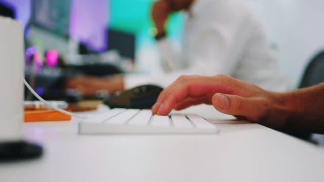 Tastatur Blogger